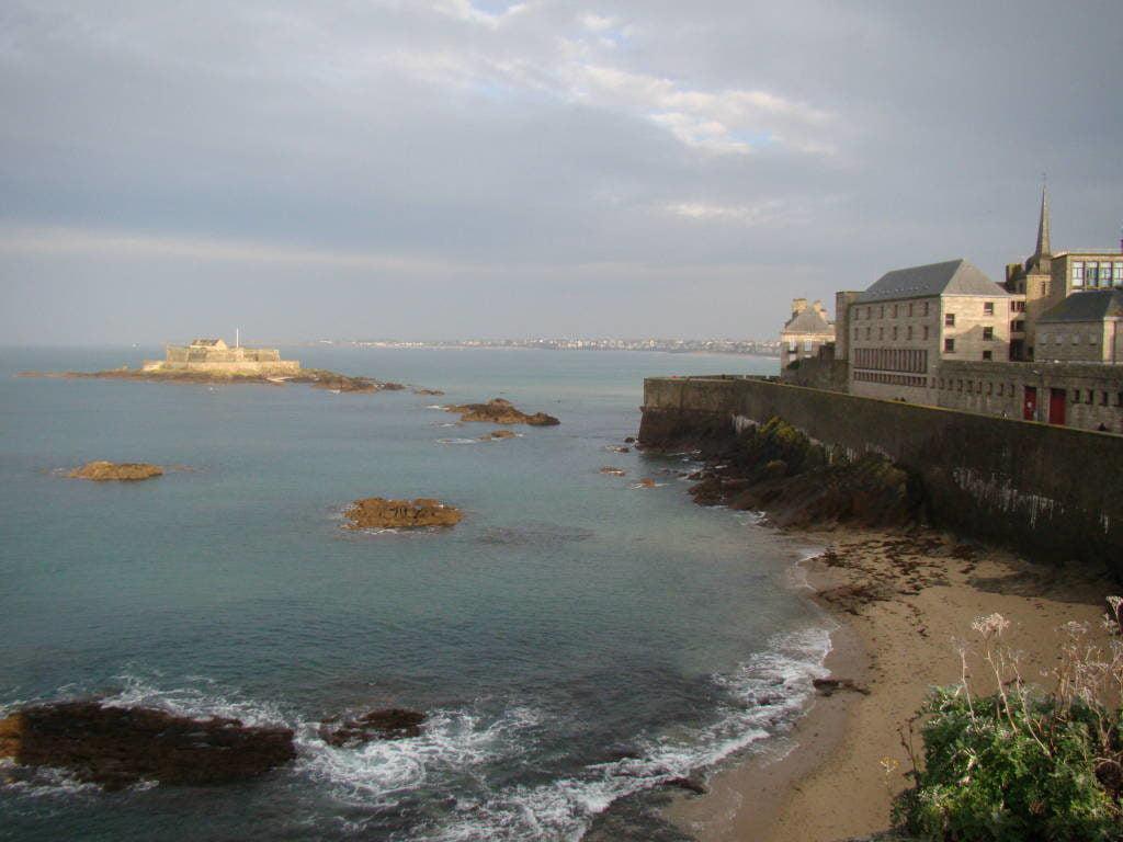 Saint-Malo França - Inverno na Europa - Onde ir e o que fazer