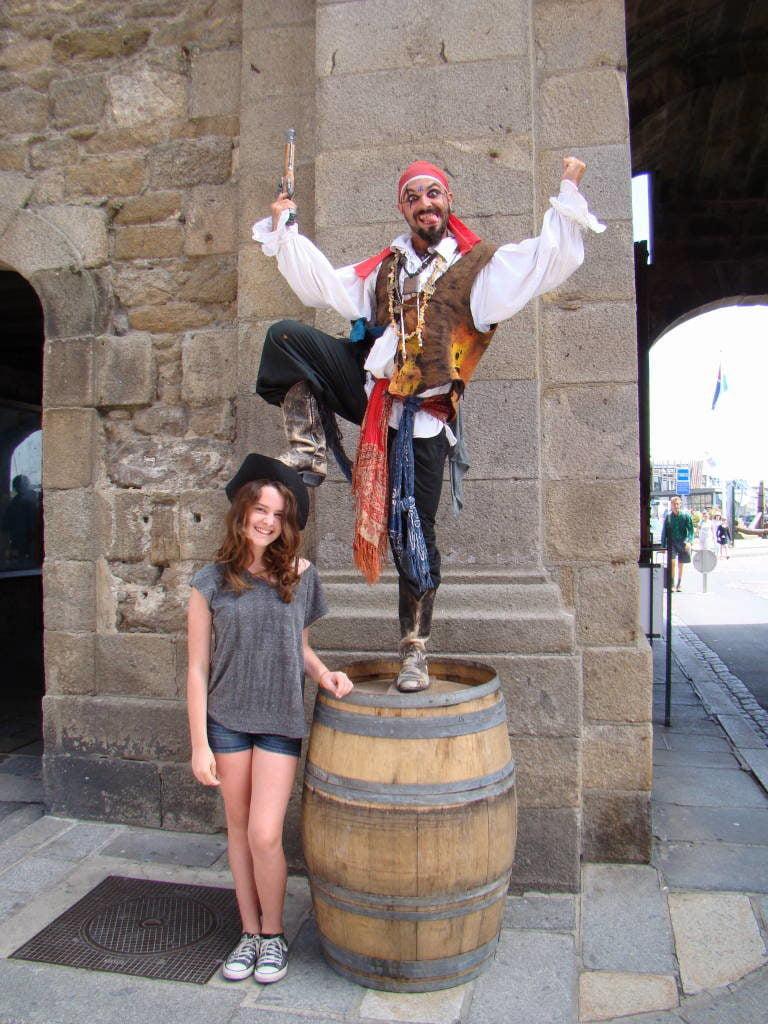Bretanha - O que fazer em Saint-Malo França