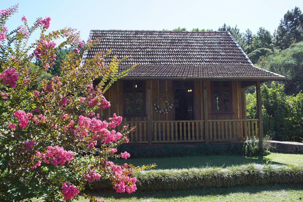 Casa do Vô - Castelinho Caracol Canela RS