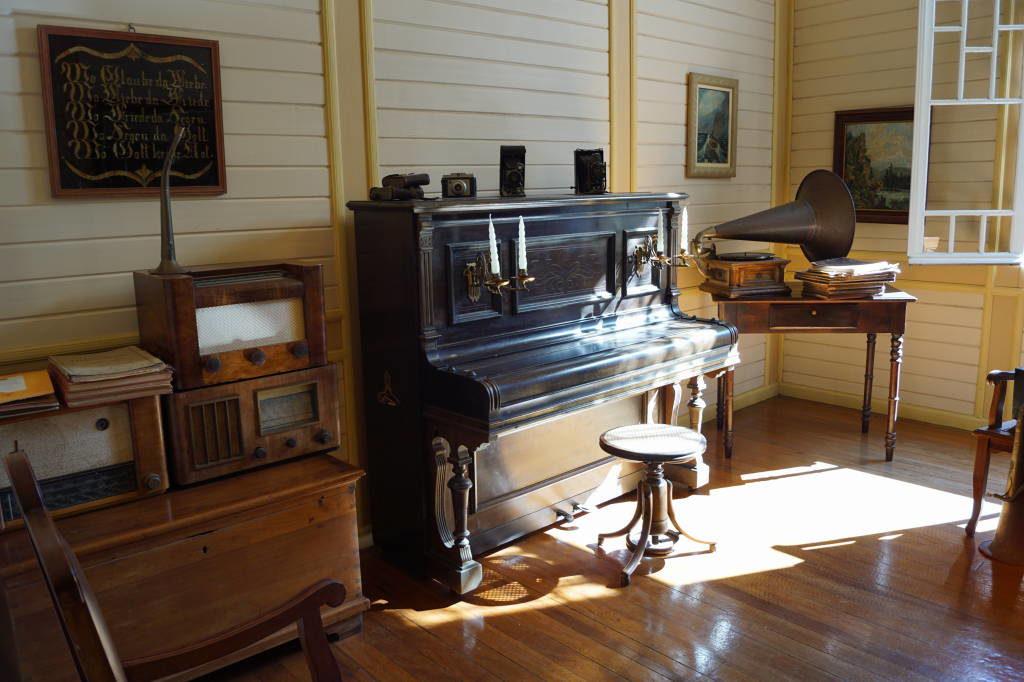 Sala de música - Castelinho Caracol Canela RS
