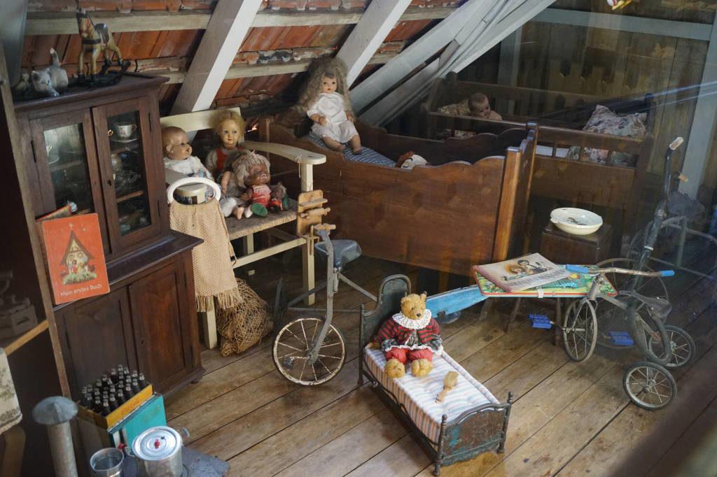 Sala de brinquedos - Castelinho Caracol Canela RS
