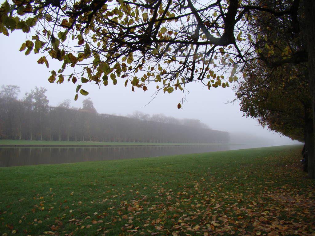 O Parque - O Palácio de Versalhes França