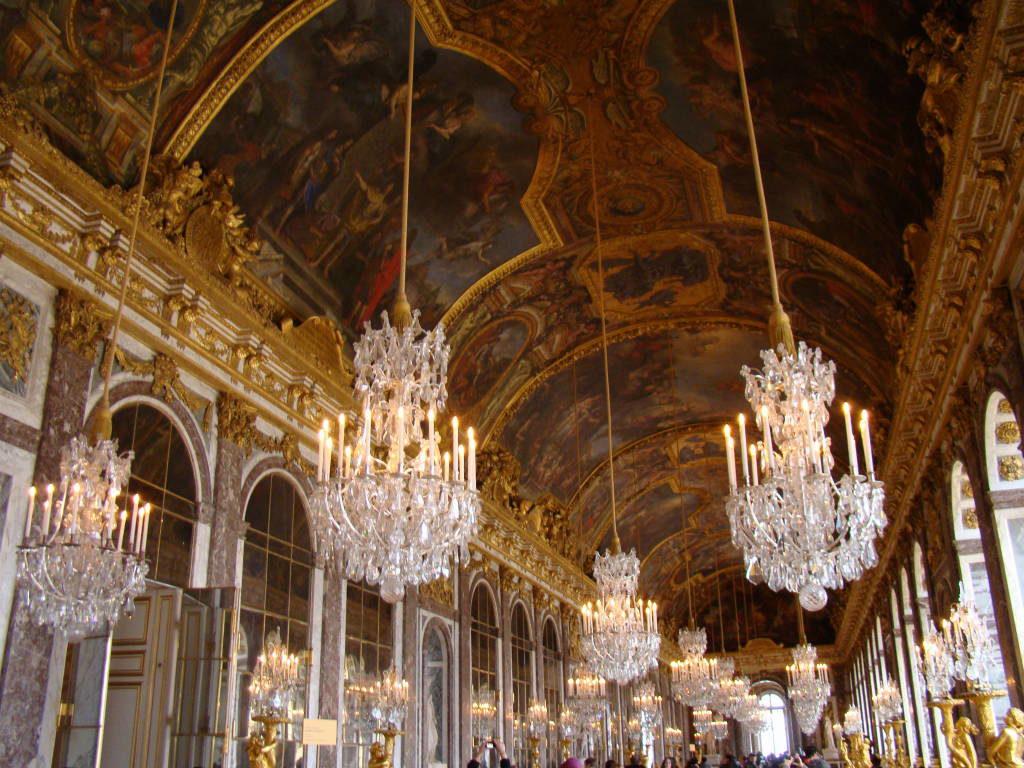 Palácio de Versalhes - Inverno na Europa - Onde ir e o que fazer
