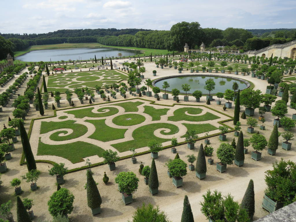 Orangery - O Palácio de Versalhes França