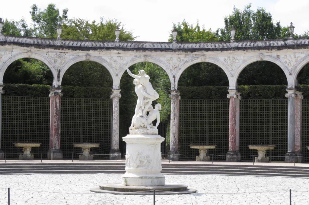 Colonnade Grove - O Palácio de Versalhes França