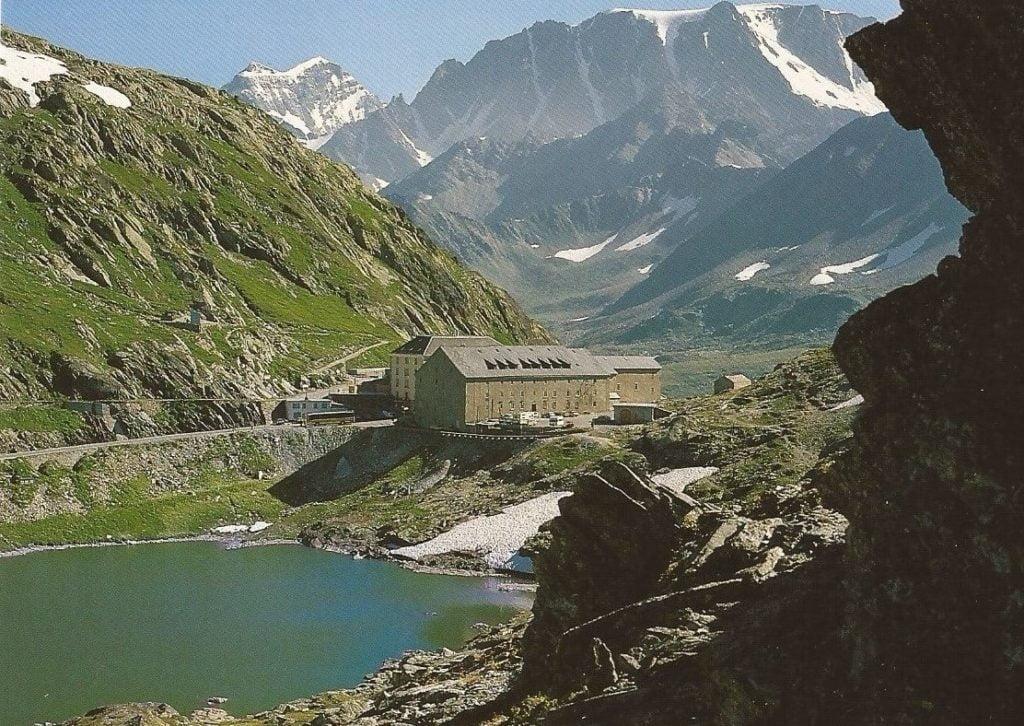 Passe do Grande São Bernardo - O que fazer em Chamonix França