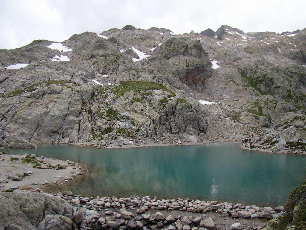 Lac Cornu - O que fazer em Chamonix França