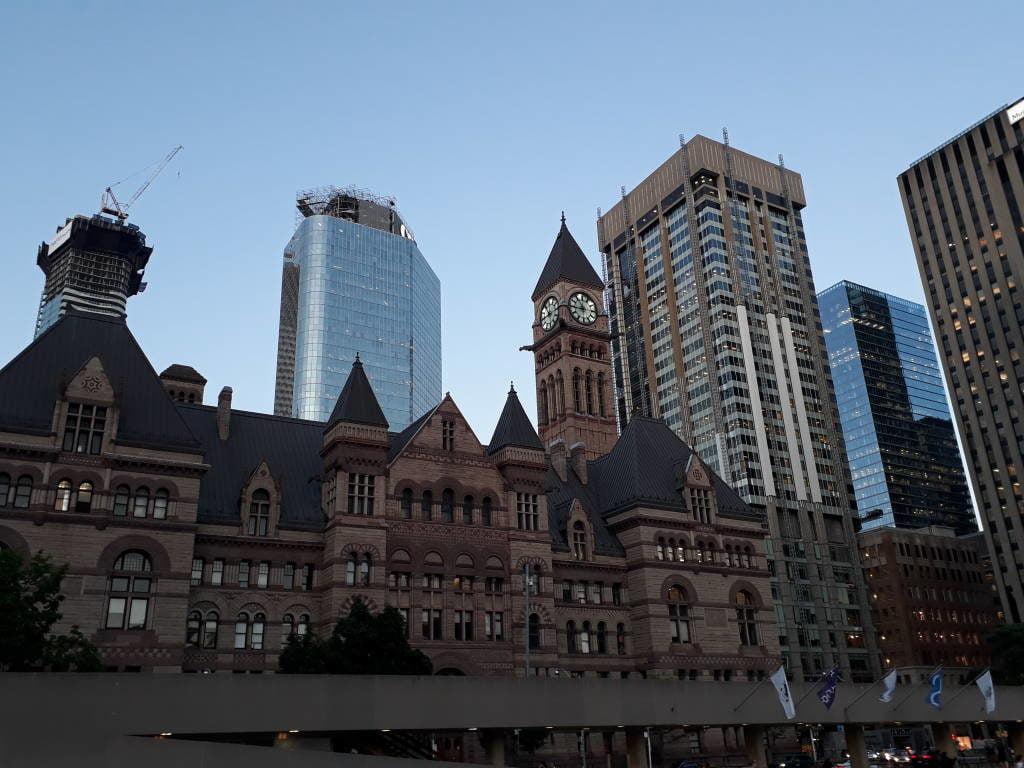 Prefeitura Antiga - O que fazer em Toronto