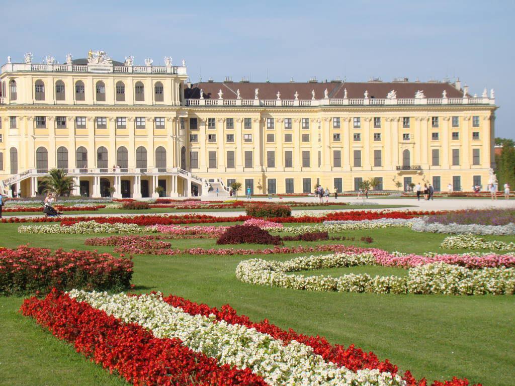 Palácio Schönnbrunn - O que fazer em Viena Áustria