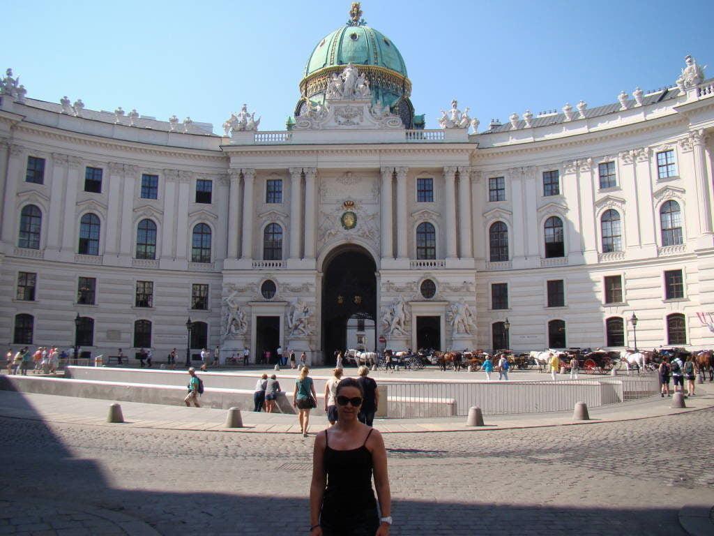 Hofburg - O que fazer em Viena Áustria