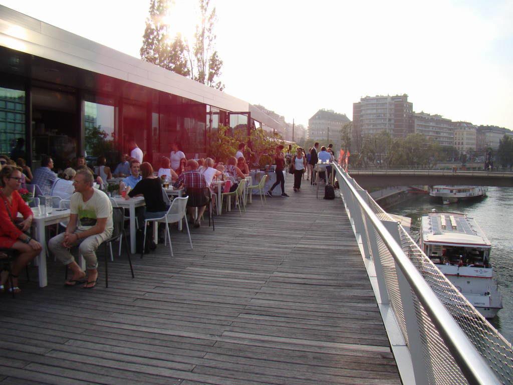 Canal do Danúbio - O que fazer em Viena Áustria