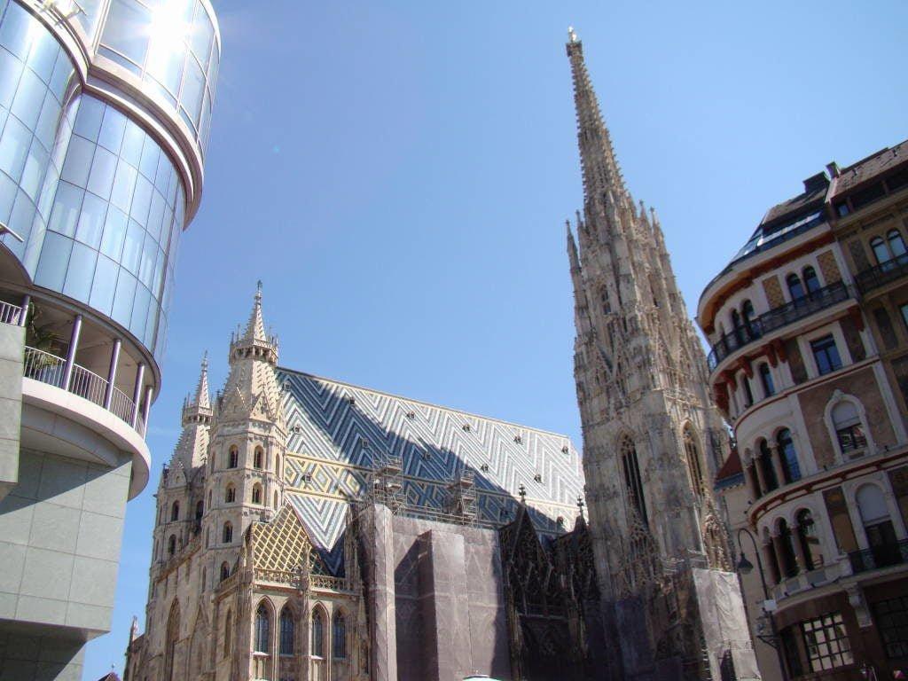 Sthephansdom - O que fazer em Viena Áustria