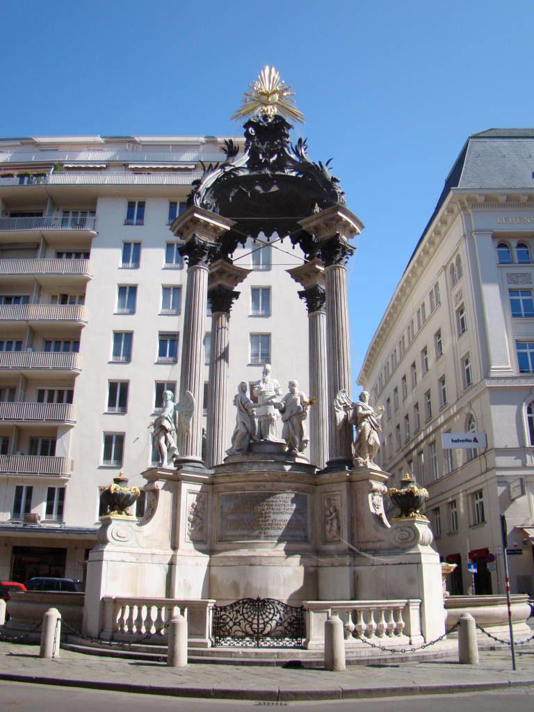 Josephsbrunnen.