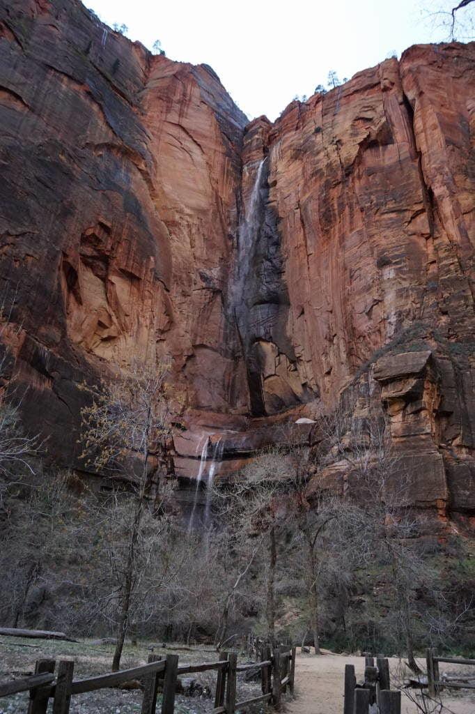 Riverside Walk - Zion National Park Utah EUA
