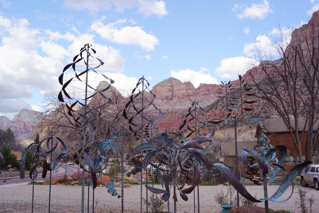 Worthington Gallery - Zion National Park Utah EUA