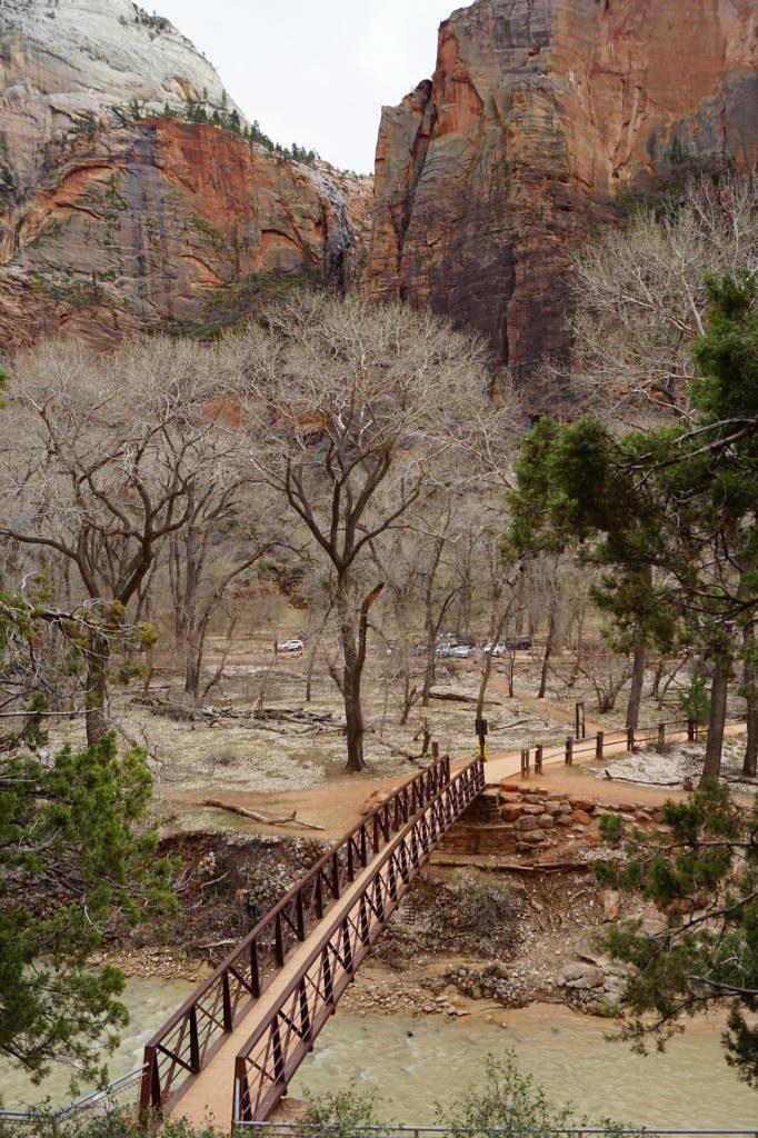 Kaienta Trail - Zion National Park Utah EUA