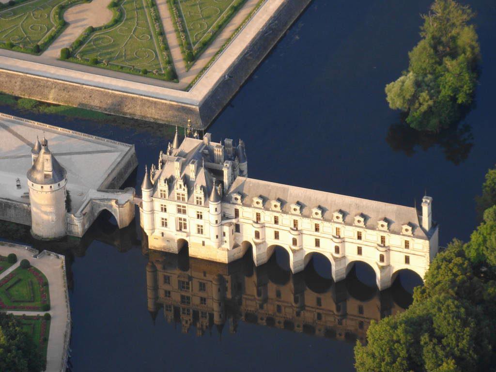 Castelo de Chenonceau - Inverno na Europa - Onde ir e o que fazer