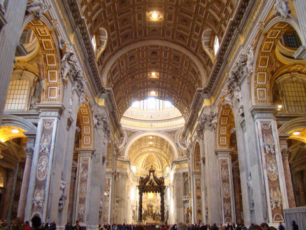 Basílica de São Pedro - Inverno na Europa - Onde ir e o que fazer