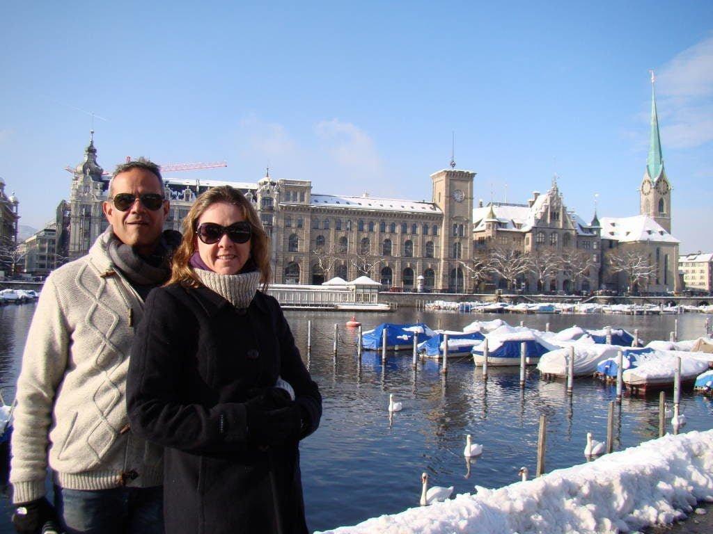 O que fazer em Zurique no inverno