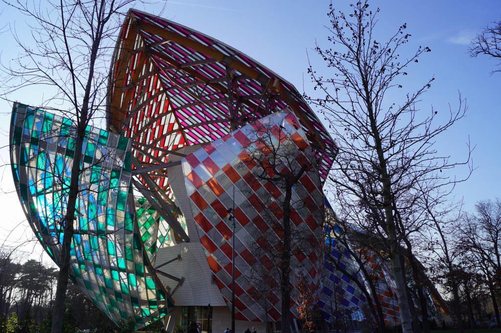 Fondation Louis Vuitton Paris - Inverno na Europa - Onde ir e o que fazer