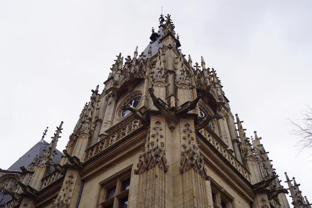 Palácio de Justiça - O que fazer em Rouen França