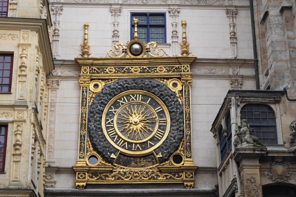 Gros-Horloge - O que fazer em Rouen França