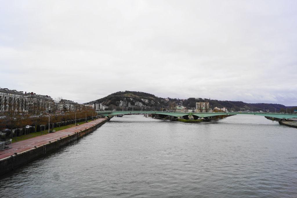 Rio Sena - O que fazer em Rouen França