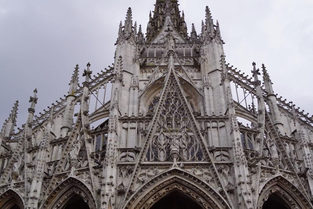 Igreja Saint-Maclou - O que fazer em Rouen França