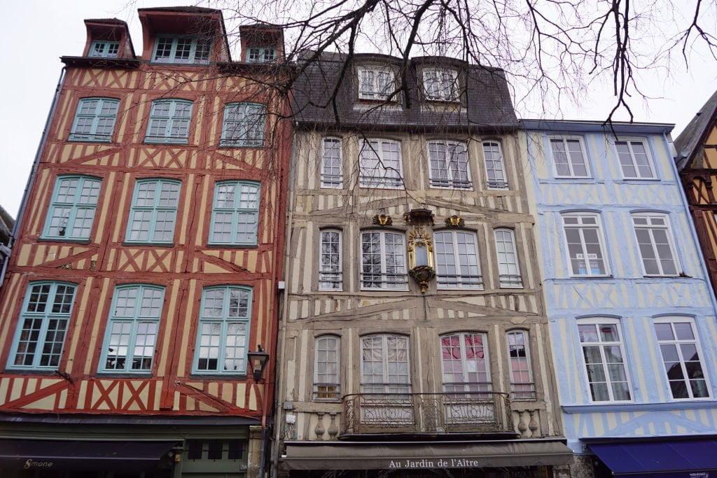 O que fazer em Rouen França