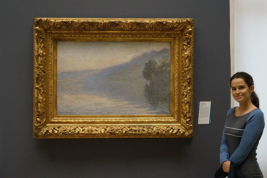 La Seine à Port-Villez, Monet - O que fazer em Rouen França