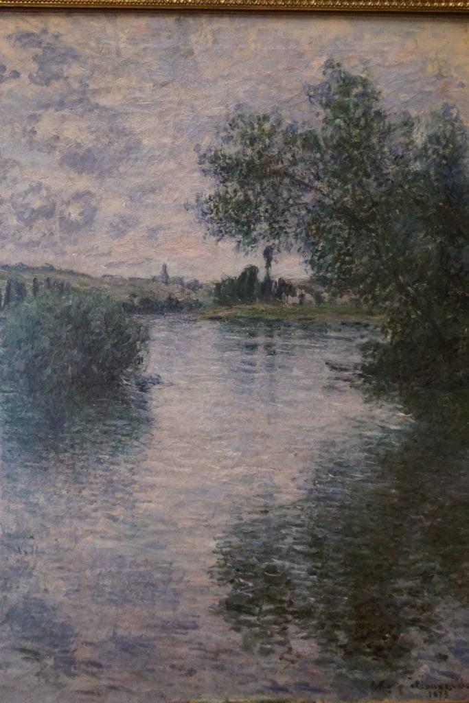 La Seine à Vétheuil - O que fazer em Rouen França