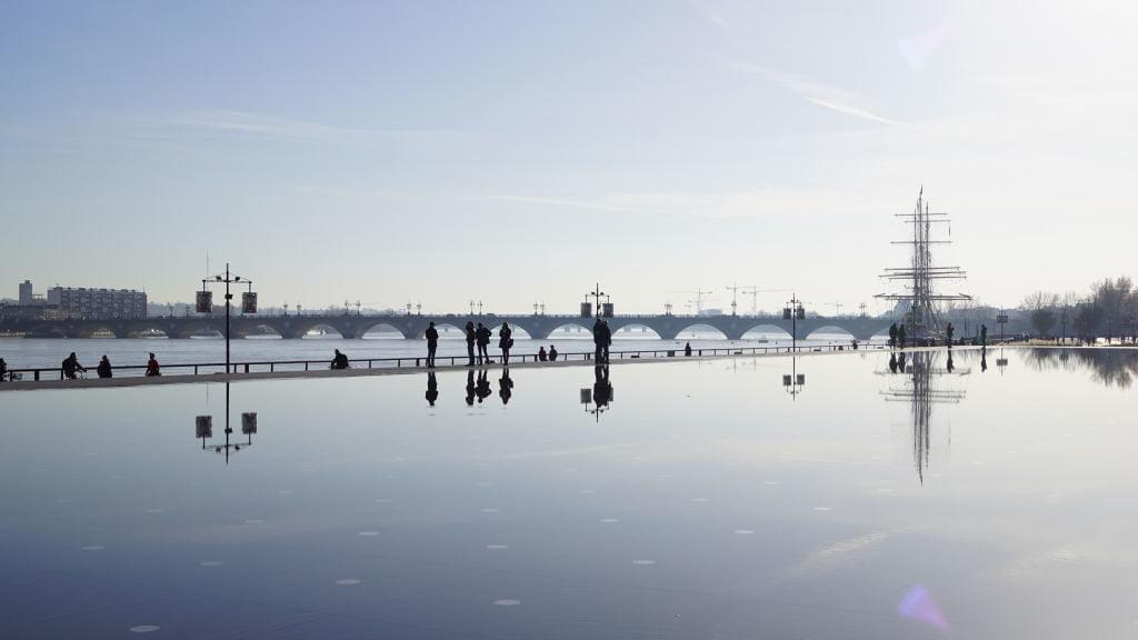 Espelho D'Água - Bordeaux França: Cidade do Vinho, Duna de Pilat e muito mais!