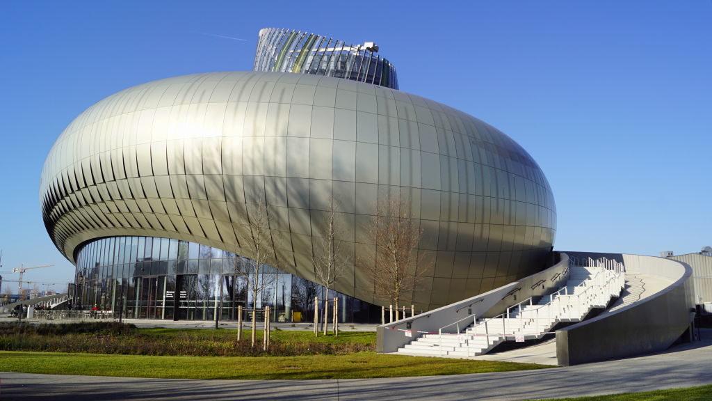 La Cité du Vin - Bordeaux França: Cidade do Vinho, Duna de Pilat e muito mais!