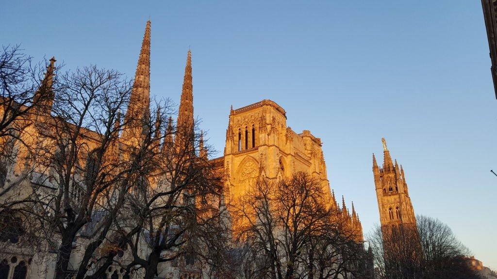 Catedral de Saint-André - Bordeaux França: Cidade do Vinho, Duna de Pilat e muito mais!
