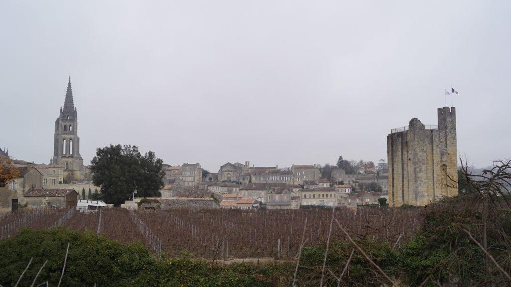 A Torre do Rei  em Saint-Émilion - Bordeaux França: Cidade do Vinho, Duna de Pilat e muito mais!