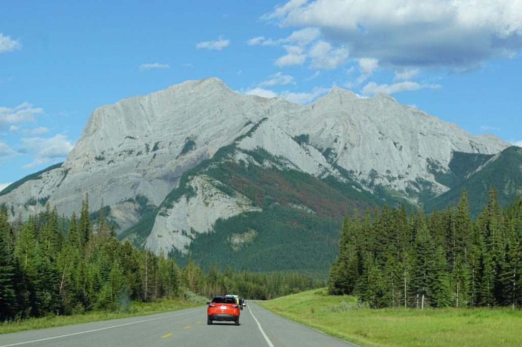 Estrada Jasper/Hinton - O que fazer no Parque Nacional Jasper Canadá