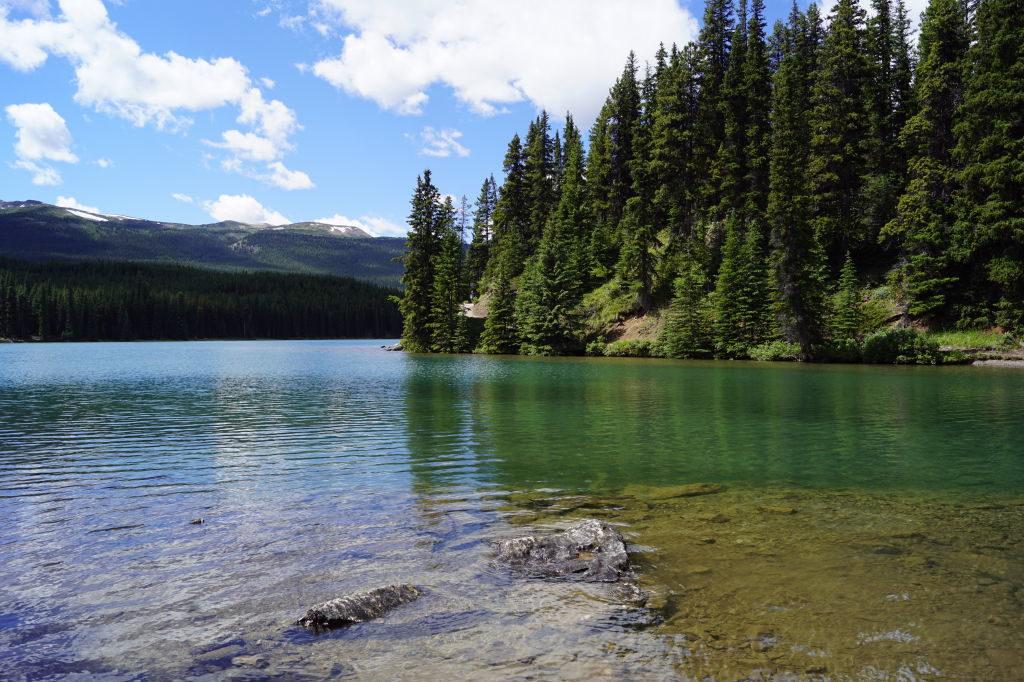 Maligne Lake - O que fazer no Parque Nacional Jasper Canadá