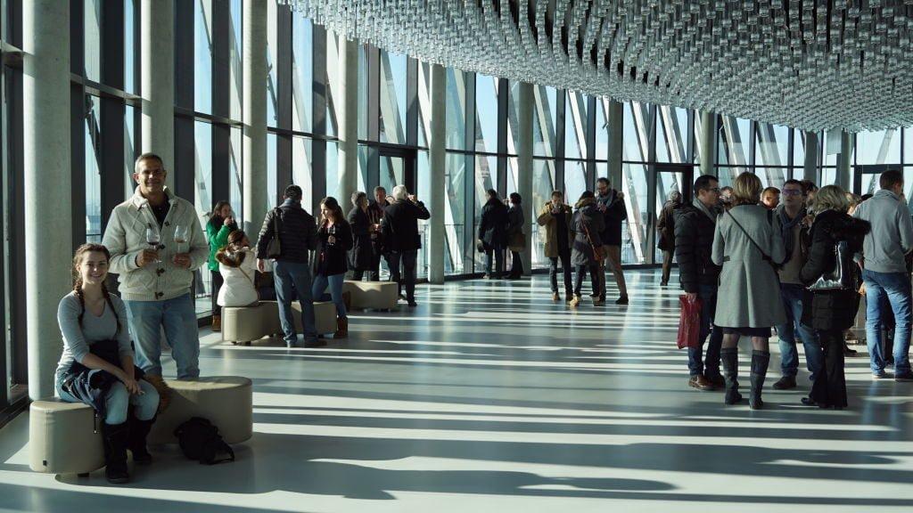 Belvedère na Cidade do Vinho - Bordeaux França: Cidade do Vinho, Duna de Pilat e muito mais!