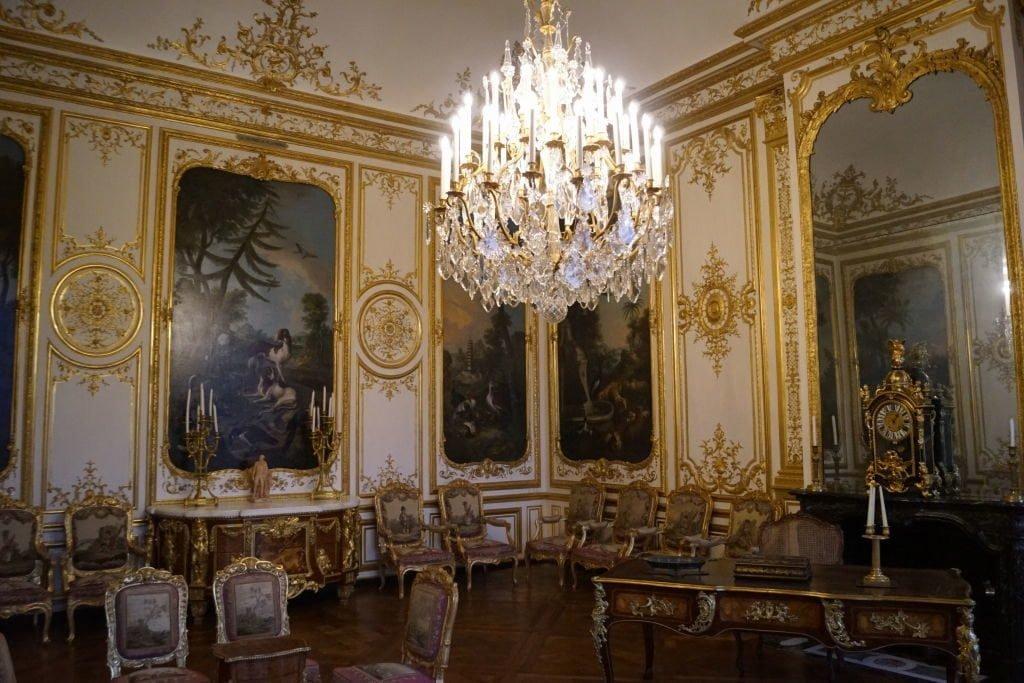 O Quarto do Príncipe - O Castelo de Chantilly França vale a pena?