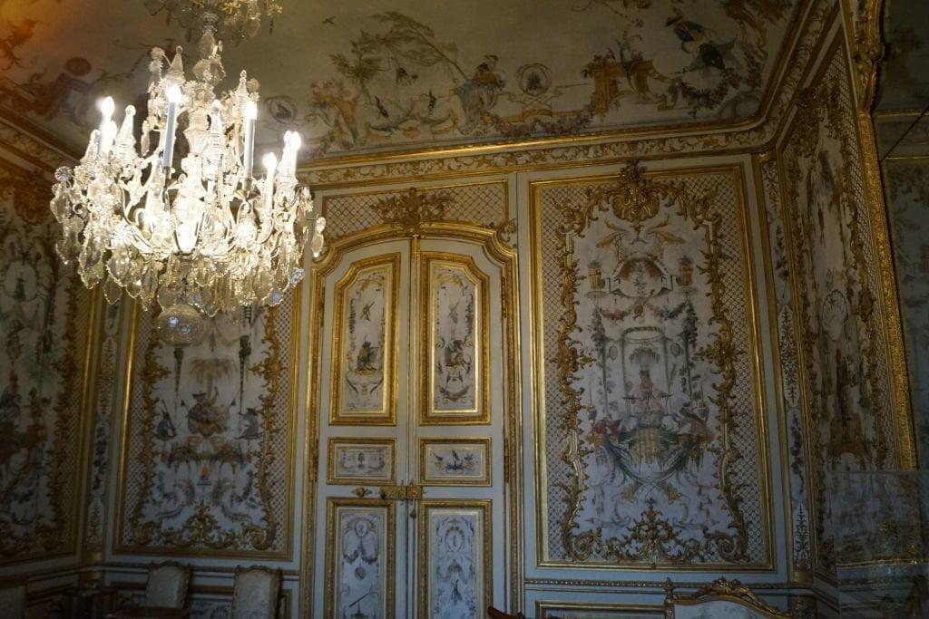 A Grande Singerie - O Castelo de Chantilly França vale a pena?