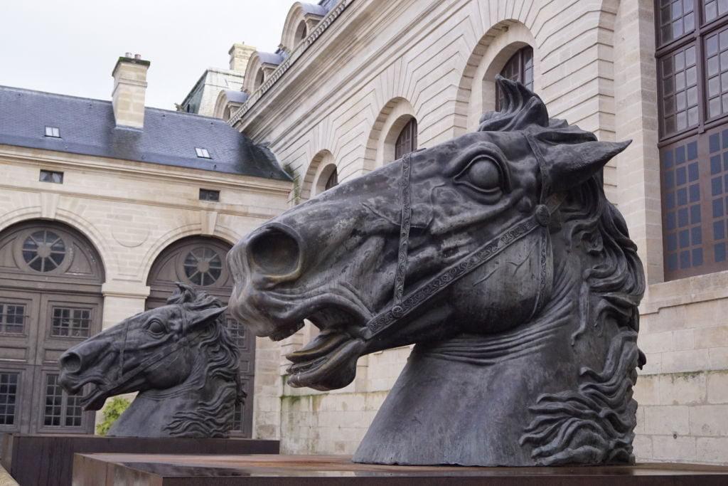 Os Grandes Estábulos - Castelo de Chantilly França vale a pena?