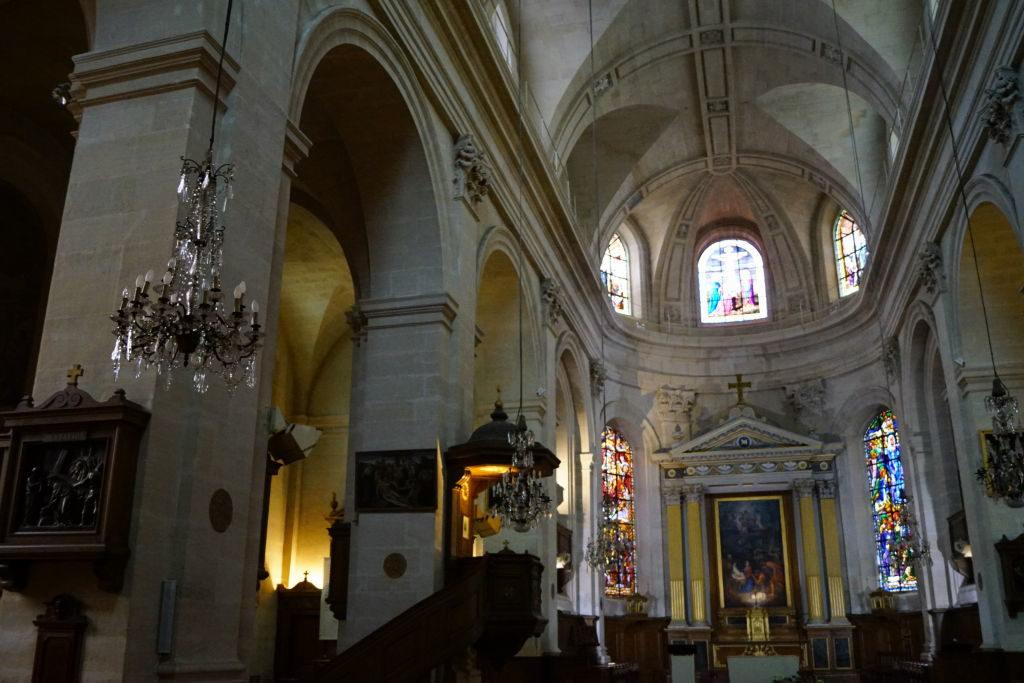 Église Notre-Dame - O Castelo de Chantilly França vale a pena?