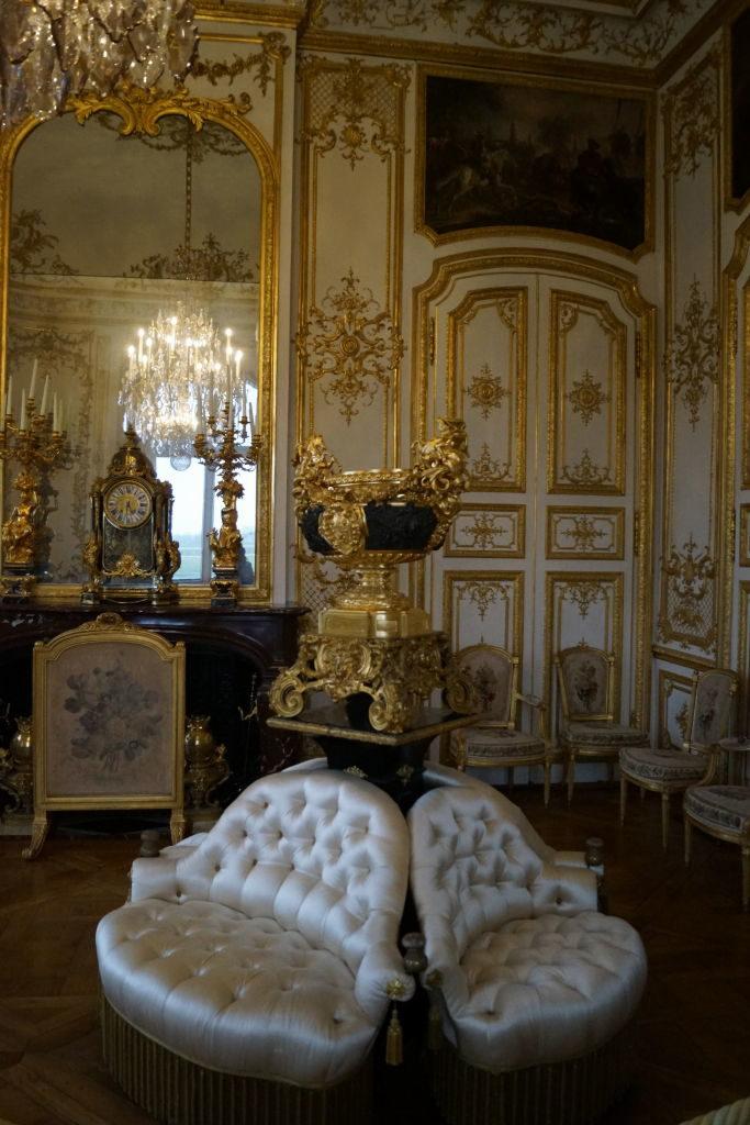 O Escritório de Canto - O Castelo de Chantilly França vale a pena?