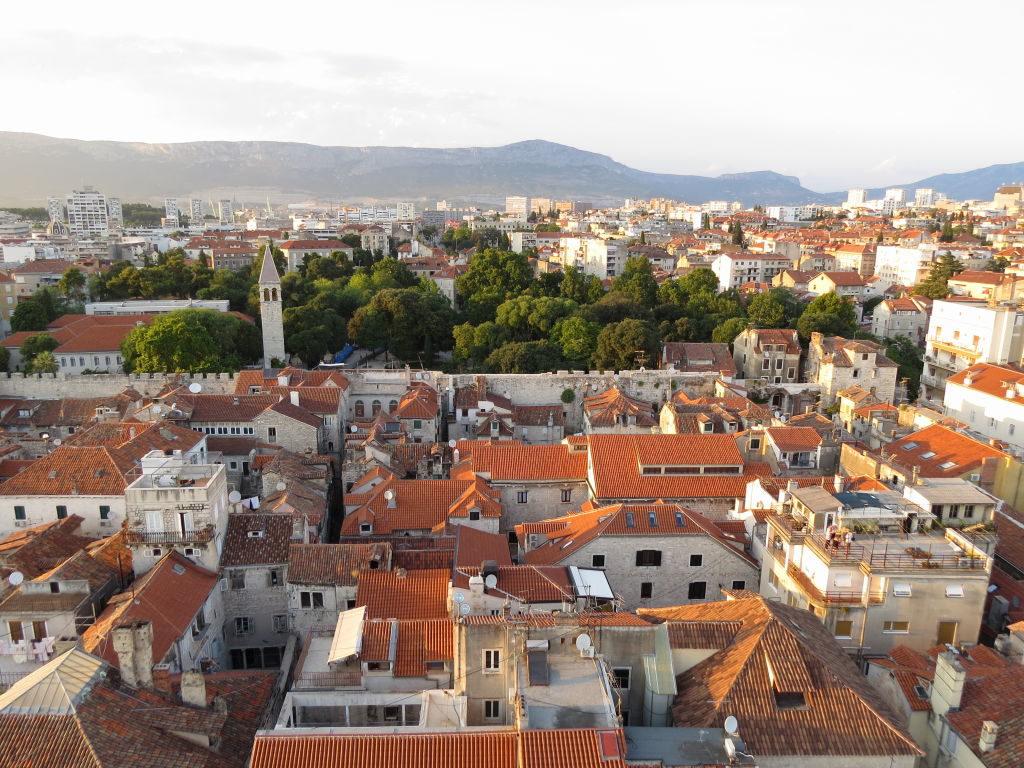 Palácio de Diocleciano - O que fazer em Split Croácia