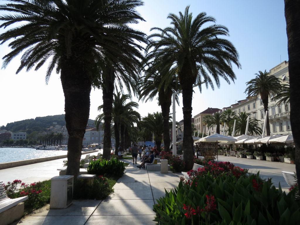 Riva - O que fazer em Split Croácia