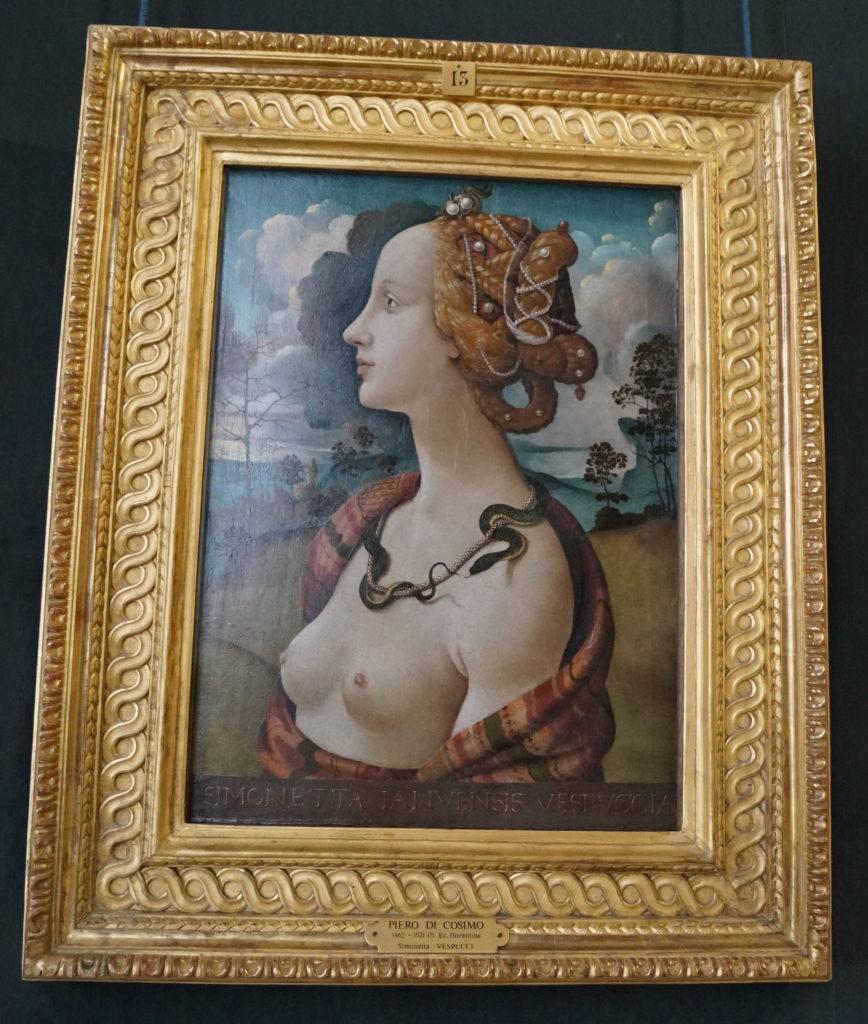O Retrato de Simonetta Vespucci - O Castelo de Chantilly França vale a pena?