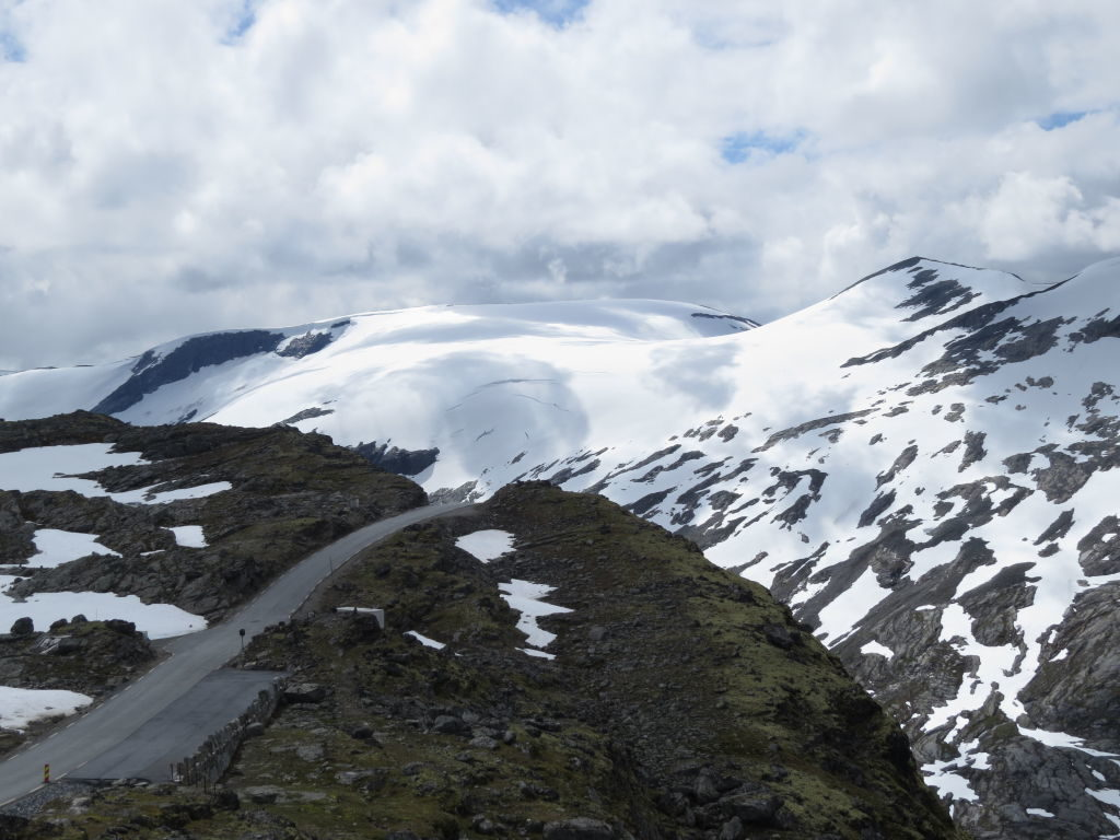 Belvedere Dalsnibba - Fiorde de Geiranger - O mais belo dos fiordes da Noruega