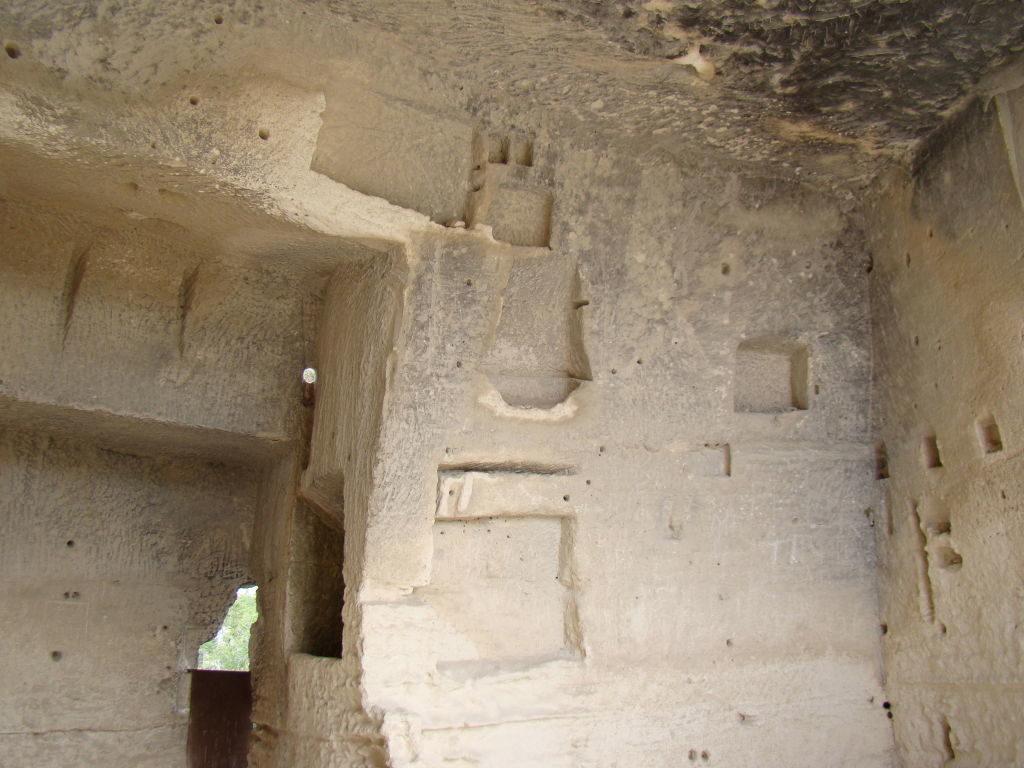 Habitação troglodita - O que fazer em Les-Baux-de-Provence