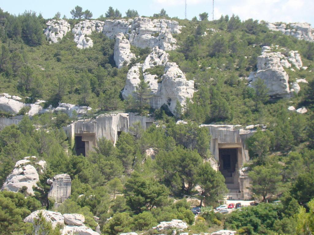 Carrières de Lumières - O que fazer em Les-Baux-de-Provence