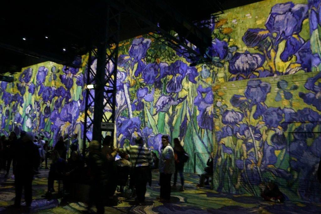 Starry Night - O que fazer em Les-Baux-de-Provence e em Paris também!
